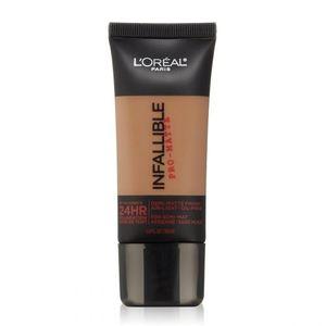 L'Oréal Paris Make-Up Designer Ineutralfaillible Founeutraldationeutral 320 coolaramel/Toffe, Pumpenflasche, Flüssigkeit, Beige, Caramel, Café-Haut, Nackte Haut, Neutral