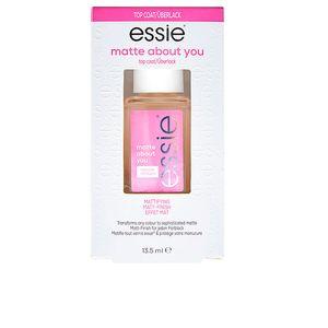 Nagellack MATTE ABOUT YOU mattifying Essie (13,5 ml)