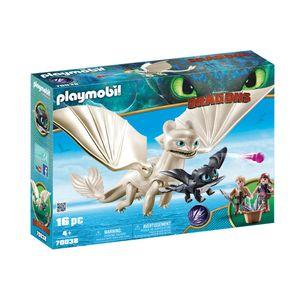 PLAYMOBIL Light Fury Spielset, 70038