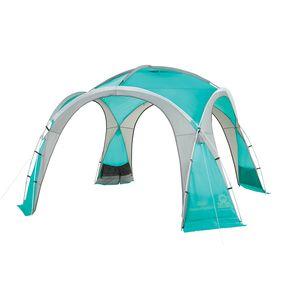 Coleman Pavillon Event Dome Extra Large 4.5x4.5m blau-weiß 2000025128