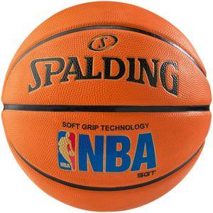 Spalding NBA Logoman Sponge out, (83-192Z)  - Größe: 7, 3001541010017