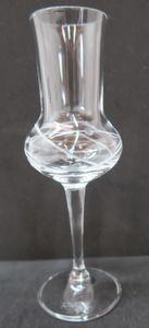 Kisslinger 2 Grappagläser Likörkelch Vienna H 16,2 cm
