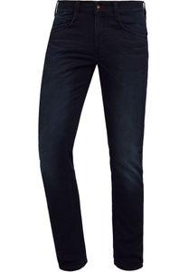 MUSTANG Herren Hose Oregon Tapered K Slim Fit Farbe: blau Größe: 35