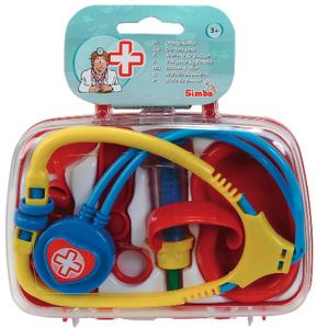 Simba Doktorkoffer Arztkoffer Puppenklinik Kinder Puppen Doktor Arzt , Design:1