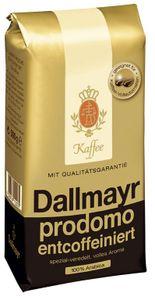 Dallmayr entkoffeiniert | ganze Bohne | 500g