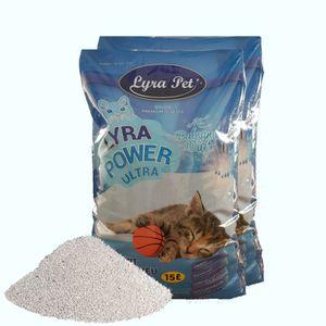 30 Liter Lyra Pet® Lyra Power ULTRA excellent Katzenstreu