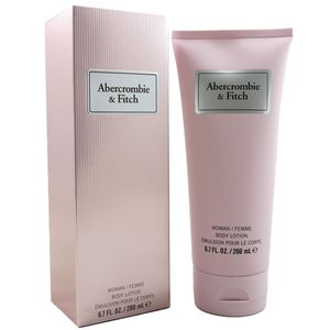 Abercrombie & Fitch First Instinct 200ml Body Lotion