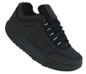 Art 109 Fitnessschuhe Sport Schuhe Gesundheitsschuhe Damen Herren Sneaker, Schuhgröße:45