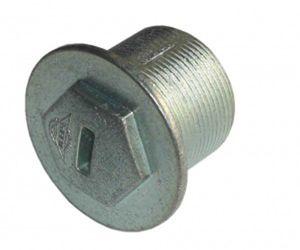 Gewindestück für Hebie Kettenschutzsch. 18 mm