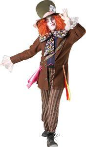 Mad Hatter Kostüm - Disney, Größe:XL