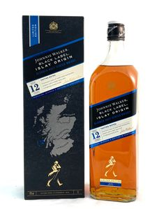 Johnnie Walker Black Label 12 Jahre Islay Origin Limited Edition Whisky 1,0l, alc. 42 Vol.-%