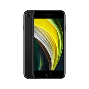 TIM Apple iPhone SE 2020, 11,9 cm (4.7 Zoll), 1334 x 750 Pixel, 128 GB, 12 MP, iOS 13, Schwarz