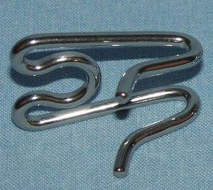 Ersatzglied für Stachelwürger 4 cm Edelstahl 3,25 mm