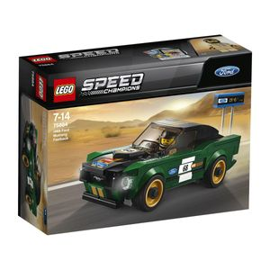 LEGO® Speed Champions 1968 Ford Mustang Fastback, 75884
