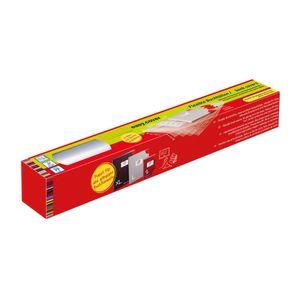 10 Herlitz Buchumschläge / Buchschutzhüllen / Buchhüllen / flexible Größe