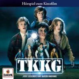 TKKG - Jede Legende hat ihren Anfang (Hörspiel zum Kinofilm 2019)