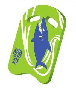 Beco schwimmbrett SealifeJunior 47 x 31 cm grün/blau