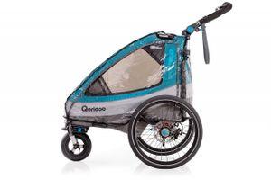 Qeridoo Regenverdeck für Kindersportwagen Sportrex1