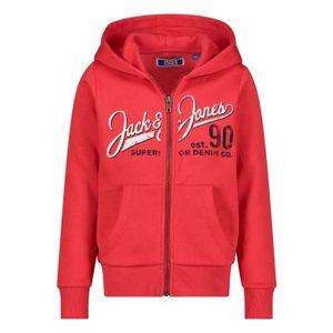 Jack & Jones Jungen Strickjacken in der Farbe Rot - Größe 176