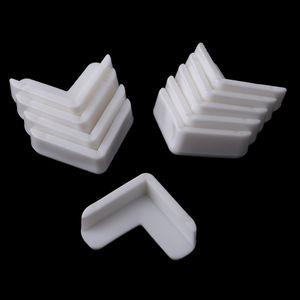 10Pack Möbel Kantenschutz Eckschutz Kantenschutzwinkel Kantenschoner Weiß wie beschrieben