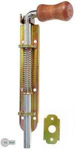 Federriegel Bolzenriegel Türriegel Torriegel 150 /10 mm Verzinkt