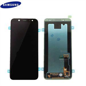 Original Samsung Galaxy A6 2018 A600F LCD Display Touch Screen Glas Bildschirm GH97-21897A / GH97-21898A / Digitizer