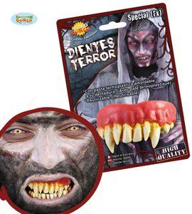 Monster Zombie Vampir Zähne für Erwachsene