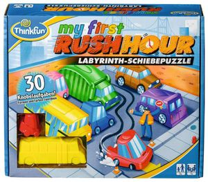 My first Rush Hour Thinkfun 76412