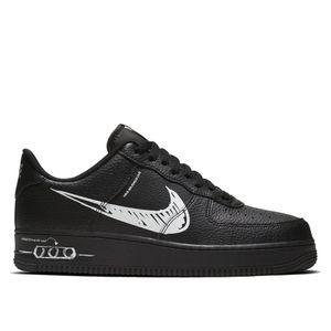 Nike Schuhe Air Force 1 LV8 Utility, CW7581001, Größe: 44
