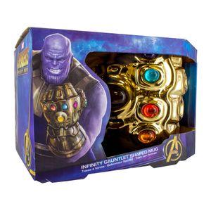 Marvel Avengers Infinity Gauntlet Handschuh 3D Becher(300ml)