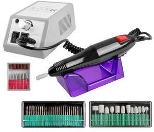 12W Nagelfräsmaschine elektrische Nagel-Feile für Gel-Nägel 8943