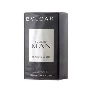 Bvlgari Bulgari Man Black Cologne Eau de Toilette 100ml
