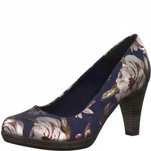 MARCO TOZZI Damen High Heels Pumps 2-22411-26, Größe:40 EU, Farbe:Blau