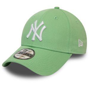 New Era 9Forty Cap - MLB New York Yankees mint grün