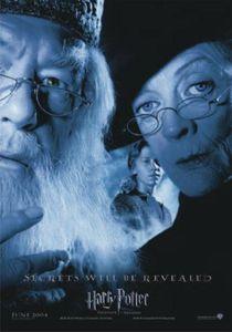 Harry Potter und der Gefangene von Azkaban + Ü-Poster
