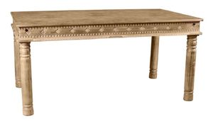 Sit Möbel LAKADEE Tisch Mango | L 140 x B 70 x H 76 cm | natur | 13714-01 | Serie LAKADEE