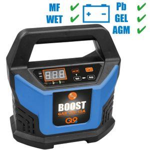 Güde 12V Batterieladegerät Automatik Batterielader GAB 15A Boost Starthilfe