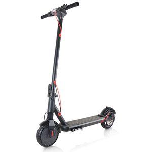 Faltbare Elektroscooter E Roller E Scooter für Erwachsene, 25km / h Max Geschwindigkeit, 20km Reichweite, 250W Motor, großer LCD-Bildschirm, 8,5 Reifen, 3 Geschwindigkeitsmodi, Cruise Mode