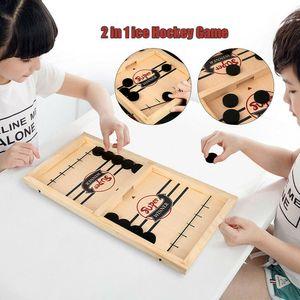 Bouncing Chess Hockey Game Schleuder Brettspiel Eltern-Kind Interaktives Brettspiel Hockey, Katapult Brettspiel,Bouncing Brettspiel,Tisch Hockey Brettspiel,2-Spieler-Desktop-Spiele SpieltischeSpieltisch