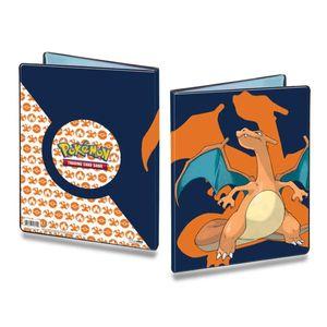 Pokémon Glurak / Charizard 2020 9-Pocket Portfolio