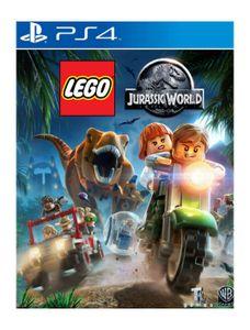 Warner Bros LEGO Jurassic World, PS4, PlayStation 4, Multiplayer-Modus, E10+ (Jeder über 10 Jahre)