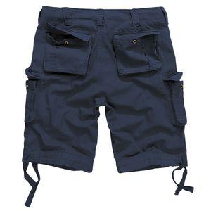 Brandit - Urban Legend Shorts 2012-8 Navy Cargo Trooper Short kurze Hose Größe L