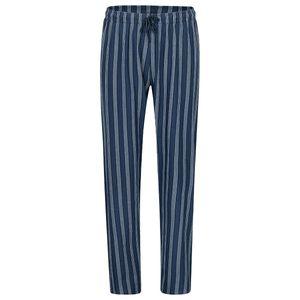 Ammann Mix & Match Schlafanzug Hose lang Schlafanzug zum selber mixen, Mit Kordel zum binden, Zeitloses Design