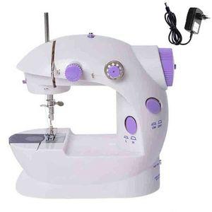 Nähmaschine  für Erwachsene und Kinder, Mini-Elektro-Stickmaschine
