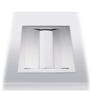 Wagner-EWAR Handtuchspender 250 Bl. WP117 Edelstahl für Untertischmontage, Variante:Edelstahl poliert
