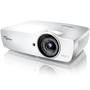 Optoma EH460ST - DLP-Projektor - 3D
