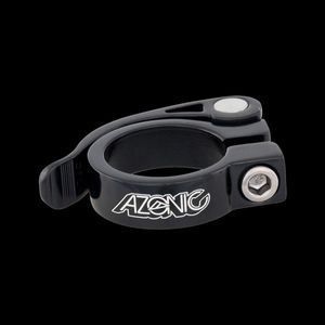 Azonic Sattelklemme GONZO Clamp schwarz 28,6mm