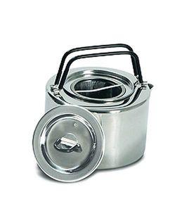 Tatonka Teekessel mit Sieb Teapot Wasser-Kessel 1,0 L