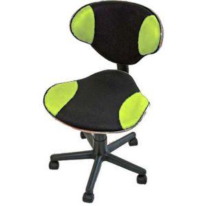 Bürostuhl Drehstuhl Genua, atmungsaktives Netz, ergonomische Form  grün