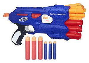 Nerf N-Strike Elite Dual-Strike B4620EU4